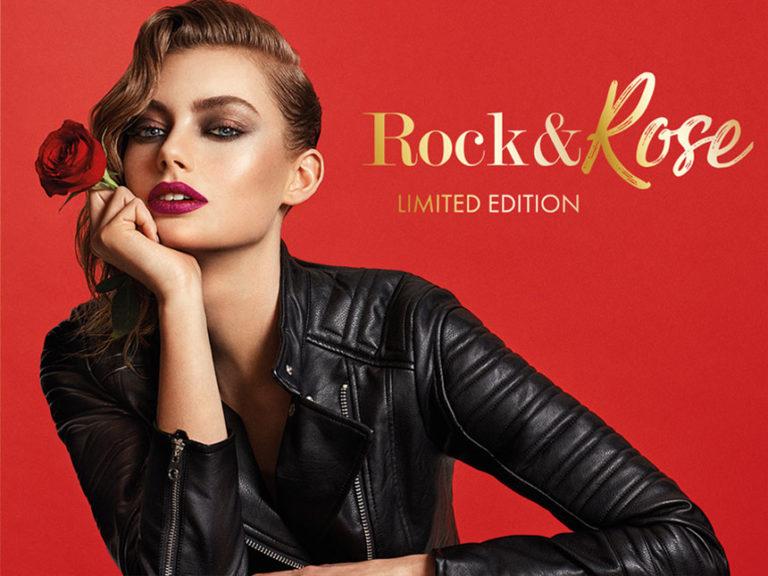 Rock & Rose Pupa look