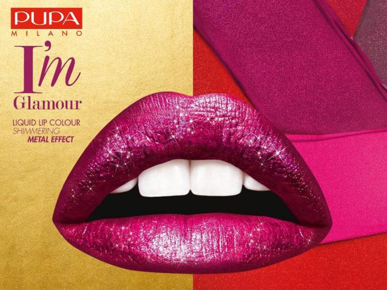 I'm Glamour Lip Liquid Pupa