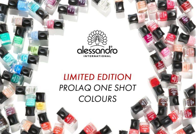 Prolaq one shot colours