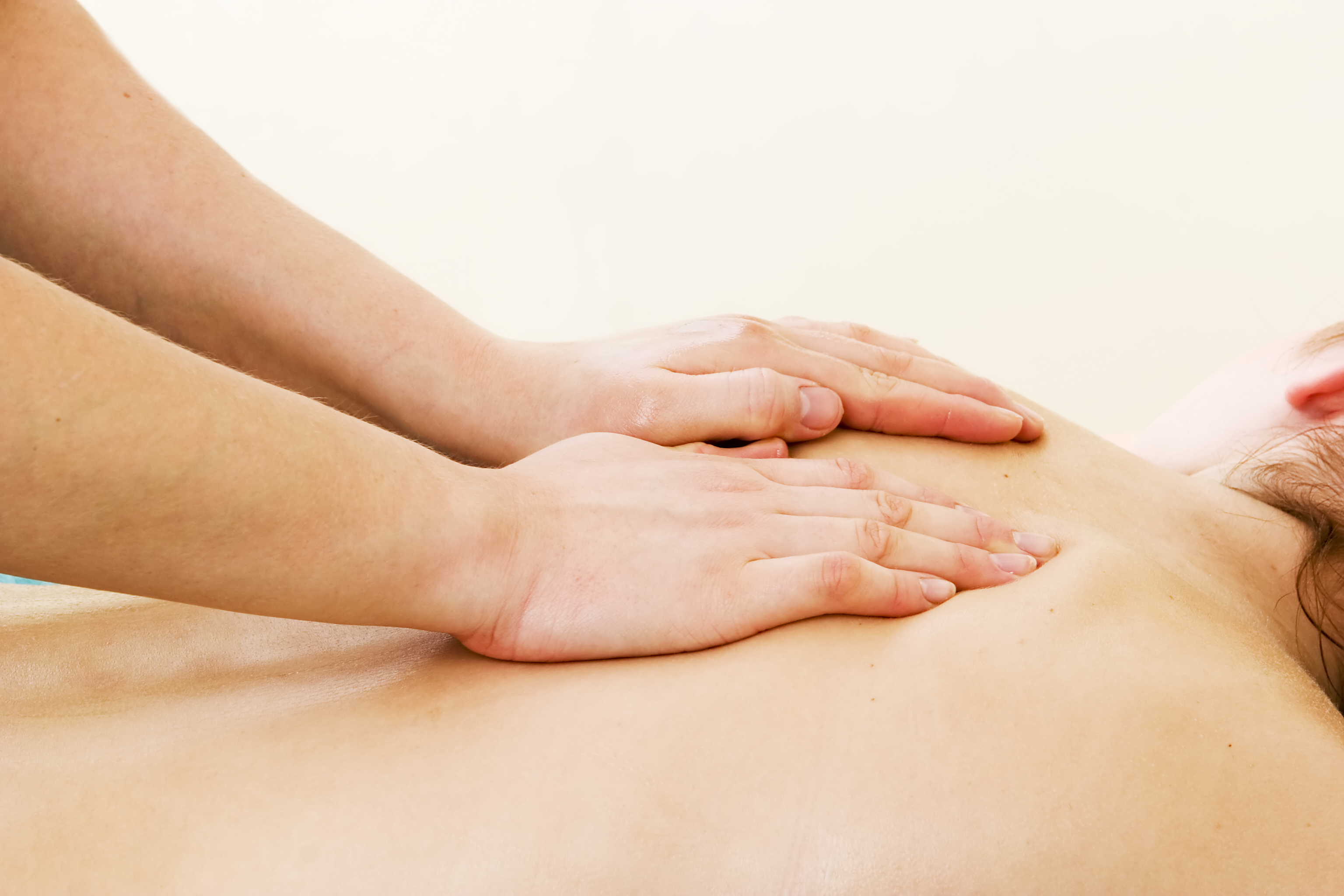 Shoulder Massage Luxury