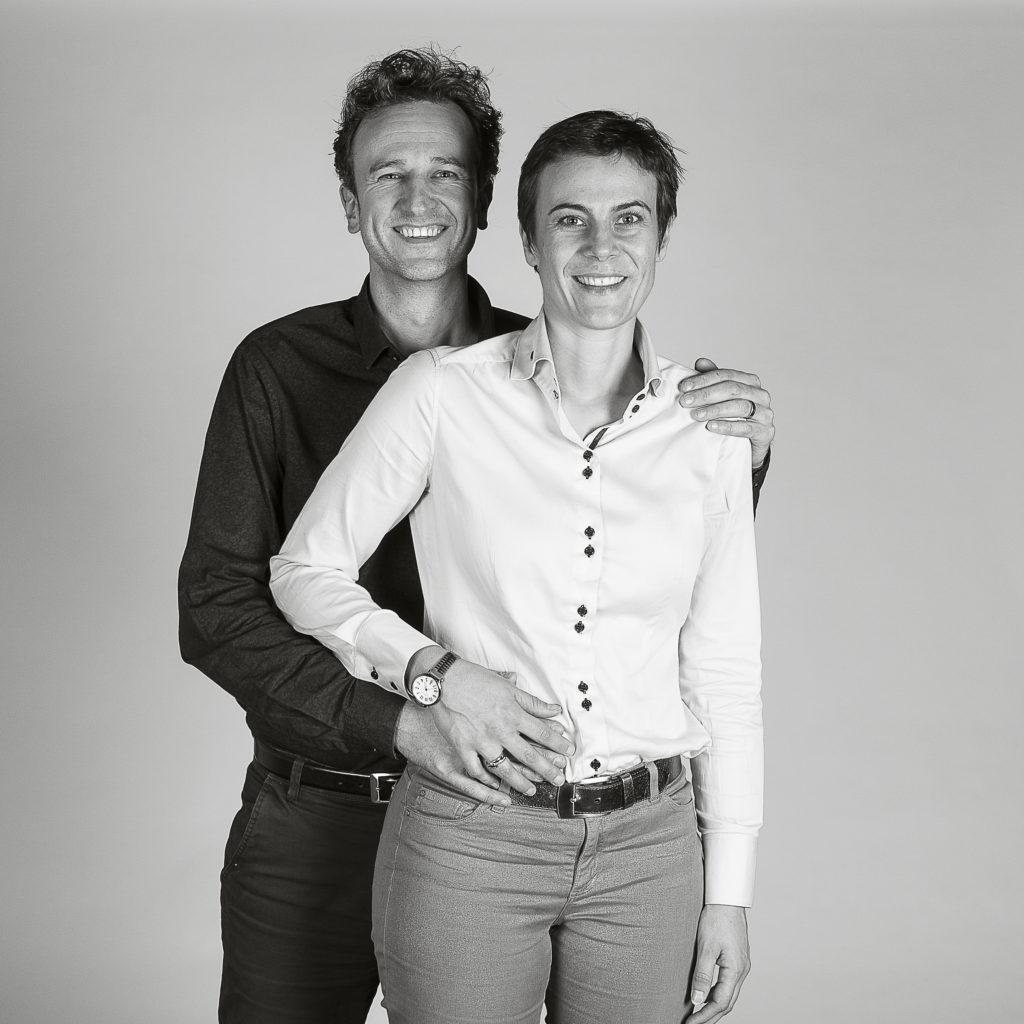 Sophie Soenen en Lieven De Vulder