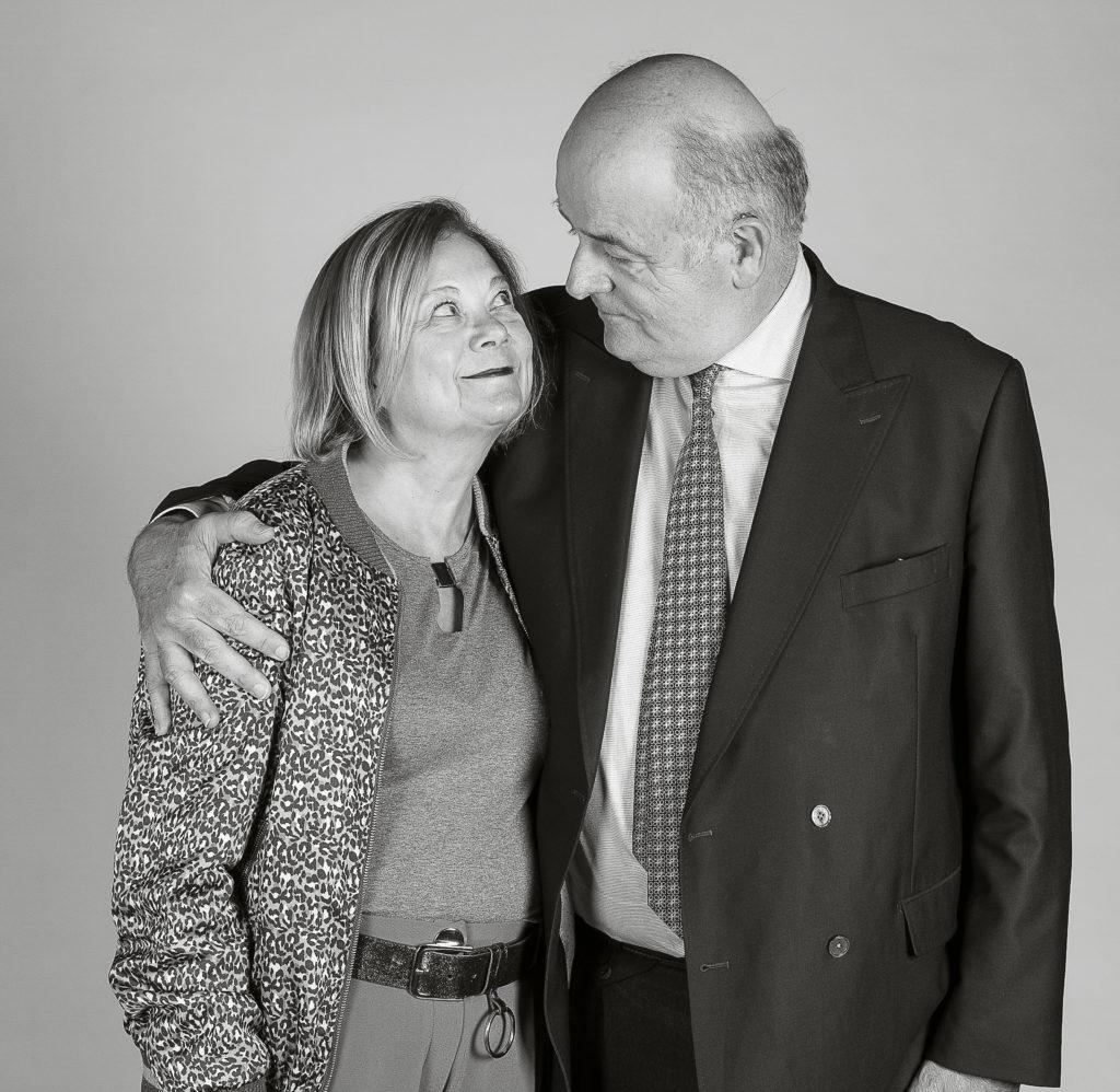 Mevrouw en meneer Soenen