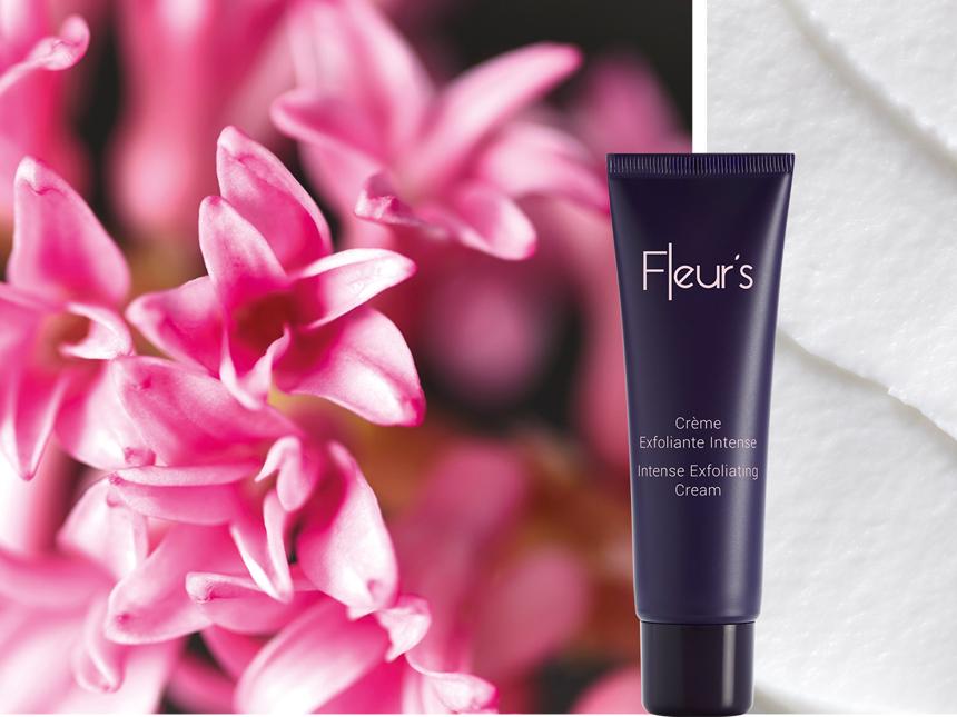 Fleur's Crème Exfoliante Intense
