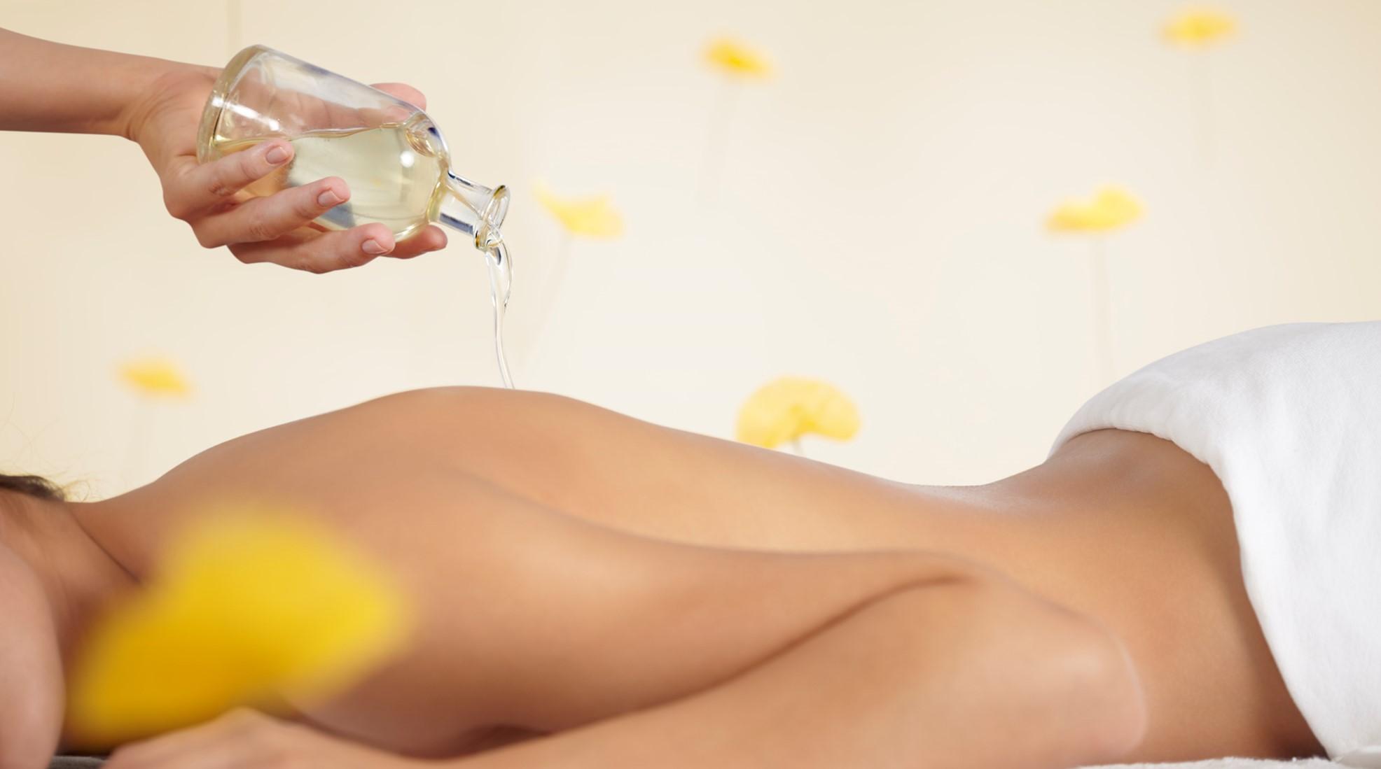 Lait-en huile corps aromavédic