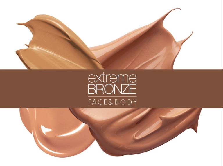 Extreme bronze face & body