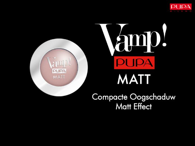 Vamp Eyeshadow matt