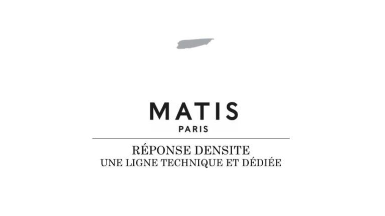 Matis Réponse Densité